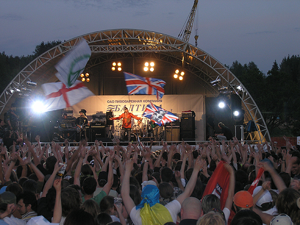 Europe 2008 - Scott Stephens
