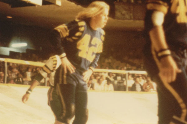 1979 with the Bombers - Roller Games