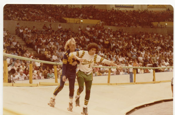 San Diego Sports Arena 1979 - Roller Games