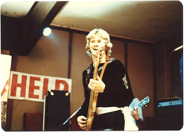 Bob Farrell - Electric Warrior band