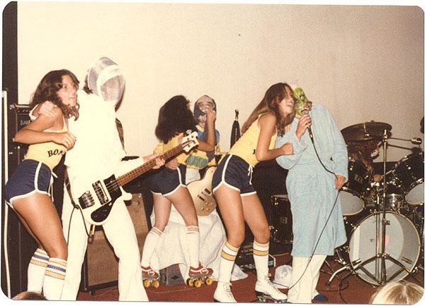 Electric Warrior band - Electric Warrior band