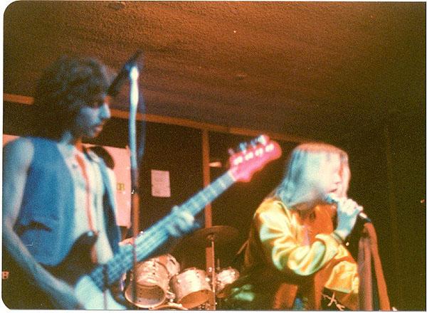Dave Mednick & Stephens 77 - Electric Warrior band