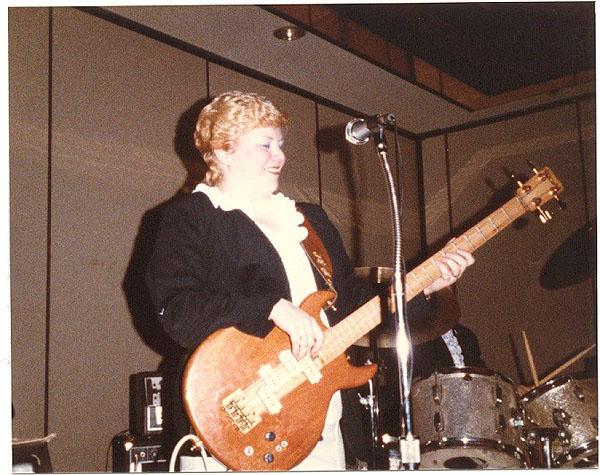 Nancy Lee - Pines Club Anchorage