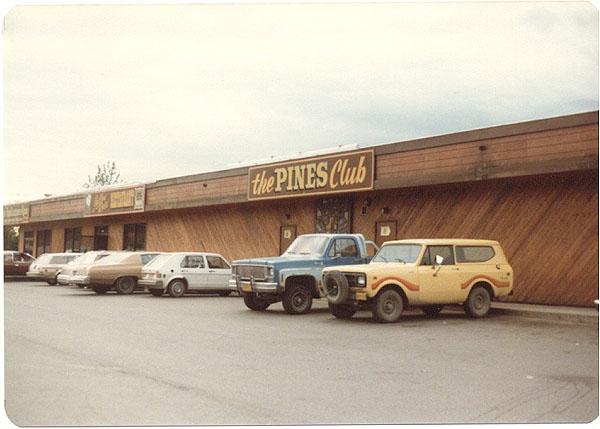 Pines Club 1982 - Pines Club Anchorage