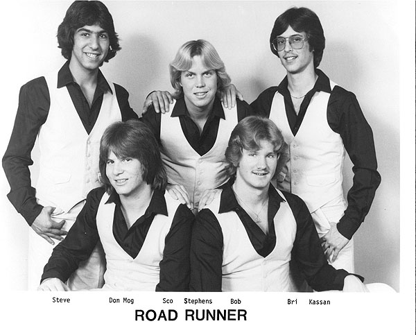 Road Runner Promo - Electric Warrior band