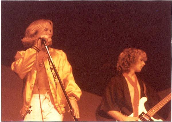Stephens & Dan Hand 79 - Electric Warrior band