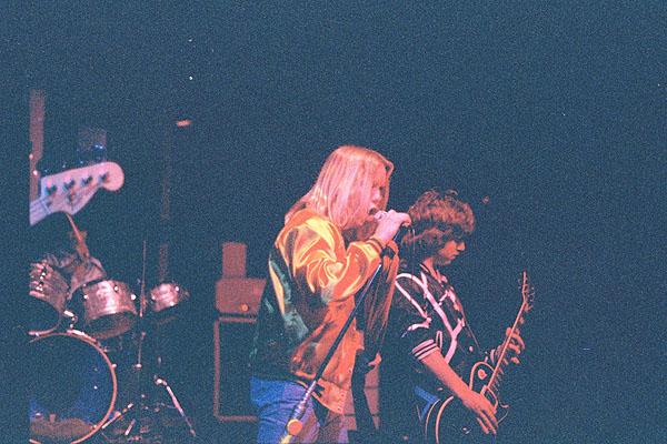 Stephens & Vangerov - Electric Warrior band