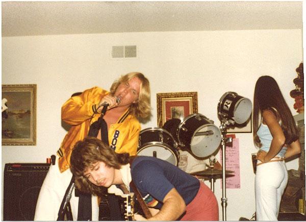 Stephens, Vangerov 79 - Electric Warrior band