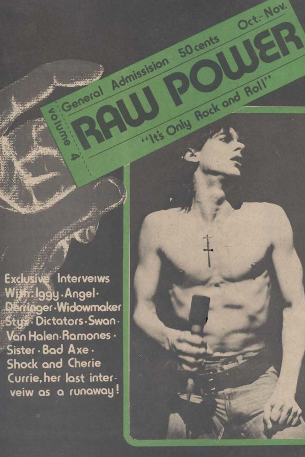 Raw Power 4 Cover 600-900