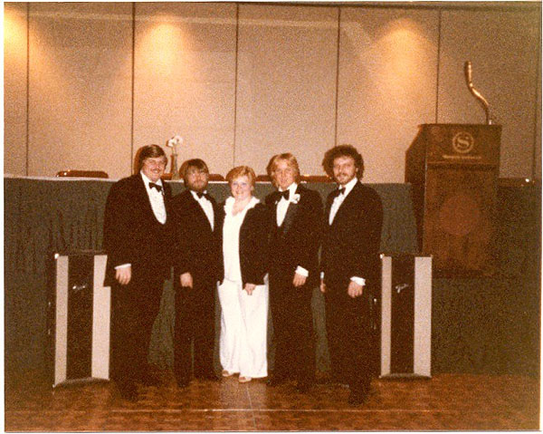 Majors Ball 1983 - Pines Club Anchorage
