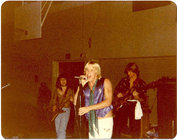 Canoga HS Prom 1980 - Electric Warrior band