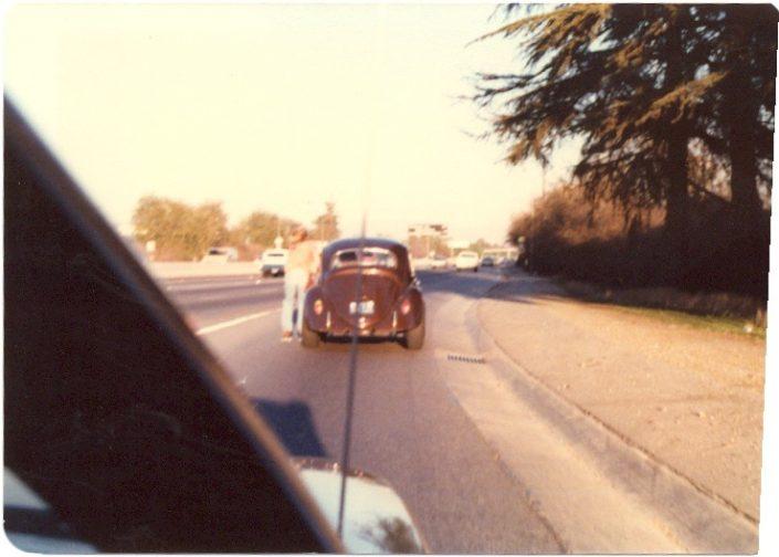 Entering Freeway 78 - Roller Derby