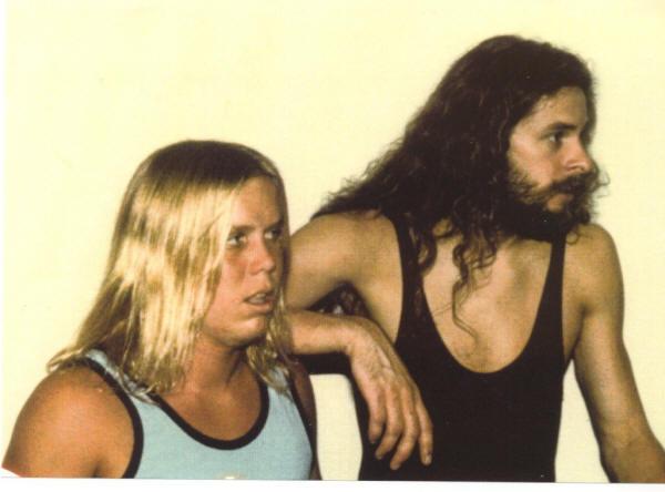 Scott Stephens with Ted Nugent - Raw Power Magazine