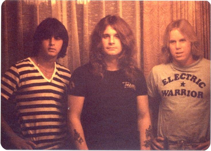 Ozzy Osbourne with Scott Stephens 1978 - Raw Power Magazine