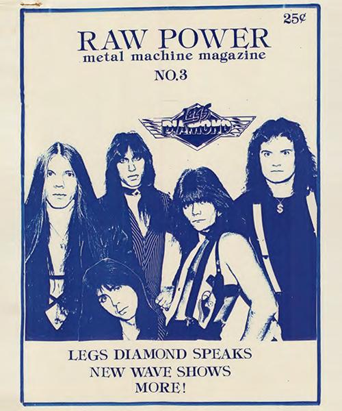 Raw Power Magazine - Issue No. 3