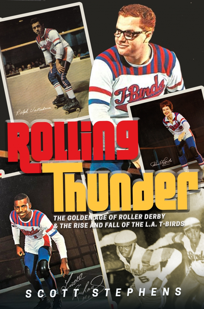 Rolling Thunder - Book Cover