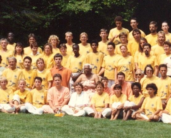 1989 Sivananda Vedanta Yoga Teacher Training Grads